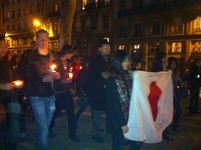 Candle Night Lyon