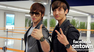 TVXQ in Paris