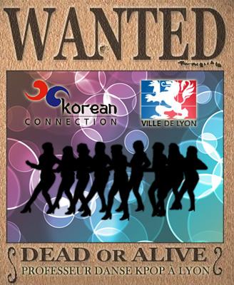 Korean Connection cherche danseur KPop Lyon