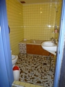 Bathroom The House Hostel